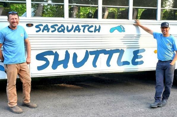 Sasquatch Shuttle
