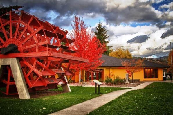 Hood River Visitors Center