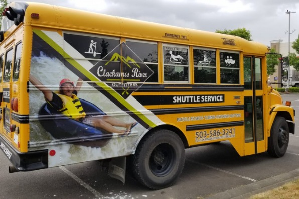Clackamas River Outfitters Shuttle
