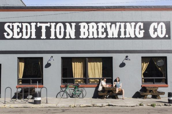 Sedition Brewing Co